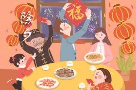 传统年夜饭12道菜谱