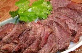 酱牛肉的做法最正宗的做法